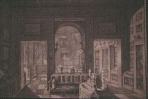 Gli interni del Museo